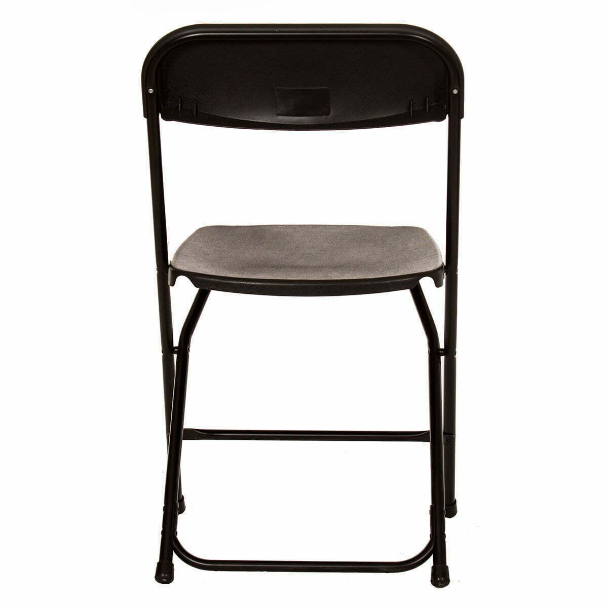 Plastic folding chair - Back